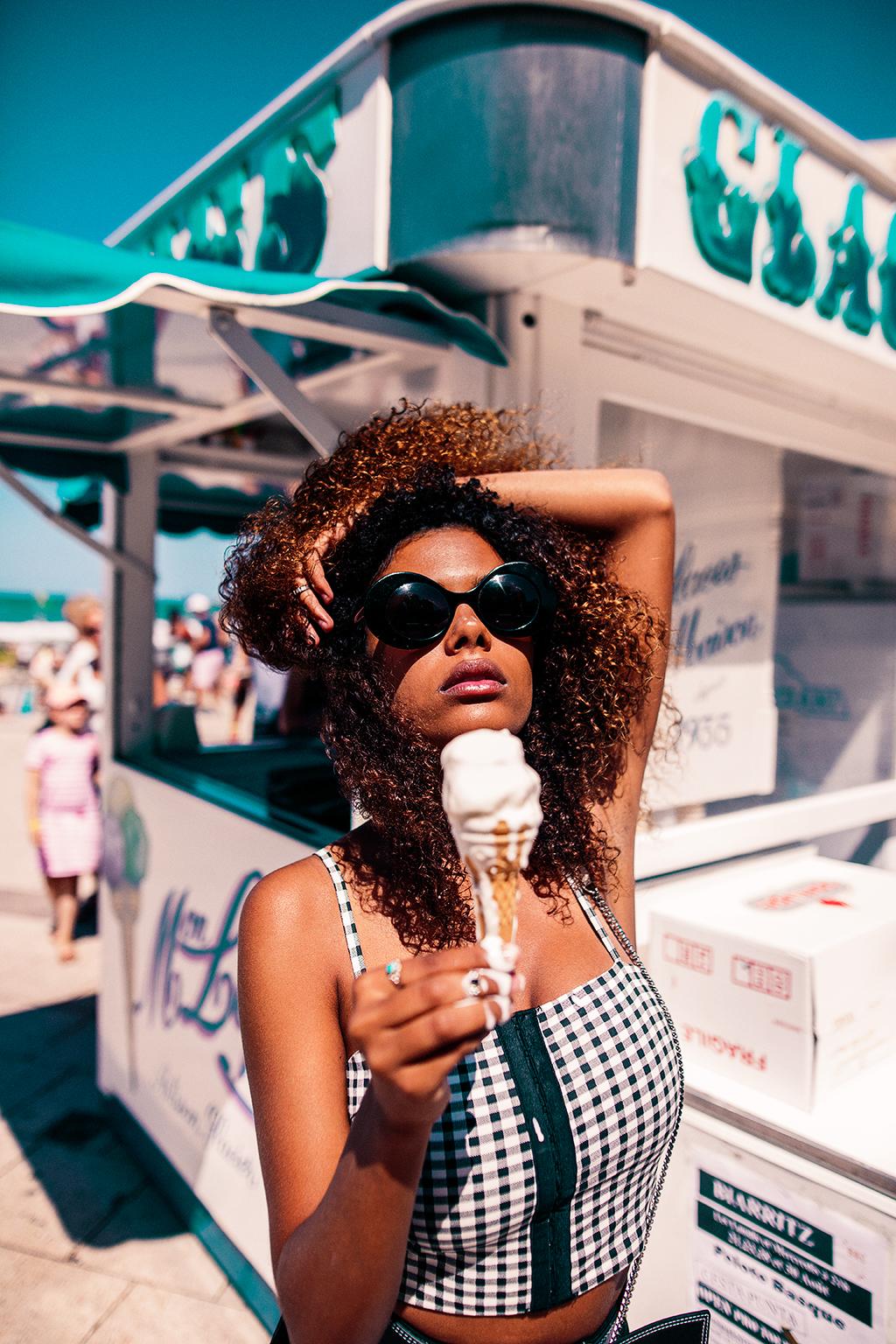 3 mins and an ice cream / фото Enzo Iriarte