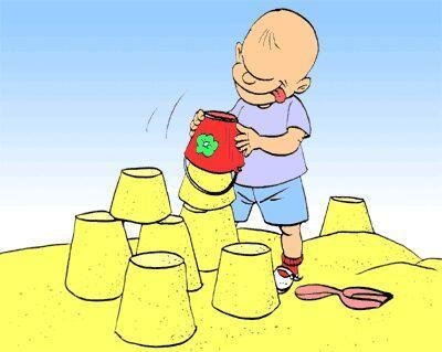 День строителя!  Вырастет строитель