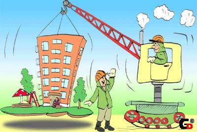 С днем строителя! Поздравляем