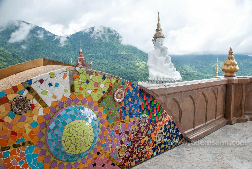 Самый красивый храм в Таиланде