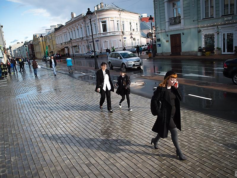 ФАС невыявила нарушений взакупках попрограмме «Моя улица» в столице России