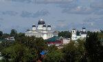 Никольский монастырь и Воскресенский собор