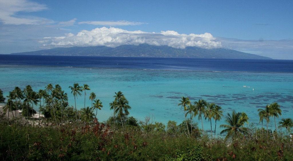 туризм на таити
