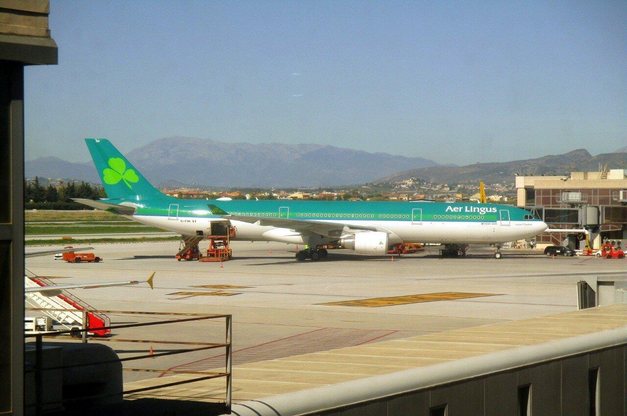 Malaga Airport-Costa del Sol