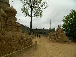 Фестиваль песчаных скульптур в СПб в 2017