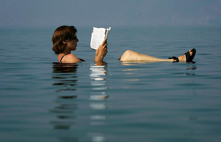 Путешествие к Мёртвому морю (13 фото)