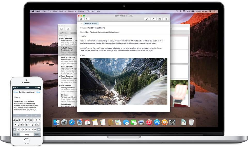 Новые функции iOS 8 (9 фото)