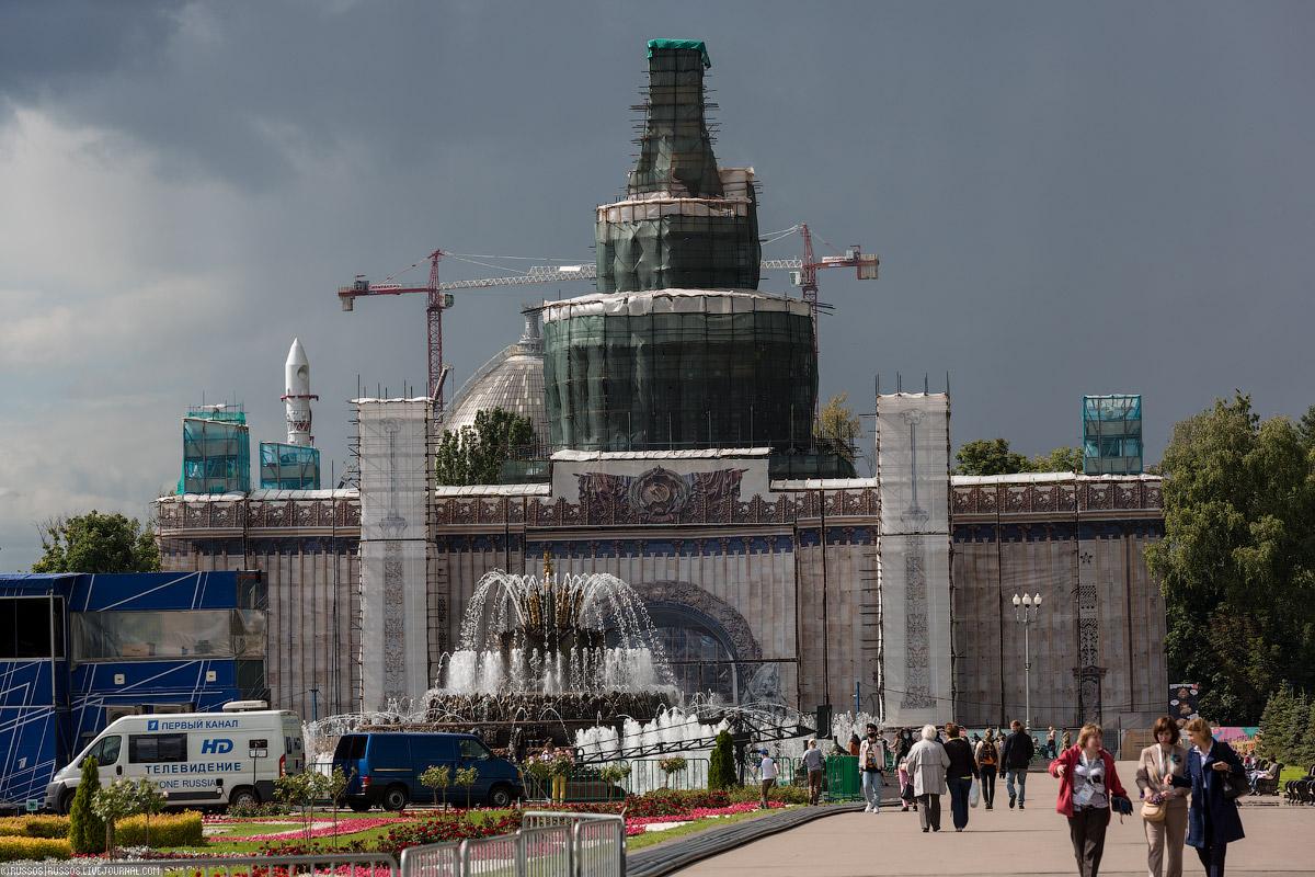 Музейно-просветительская площадка международного уровня, посвященная истории, настоящему и будущему