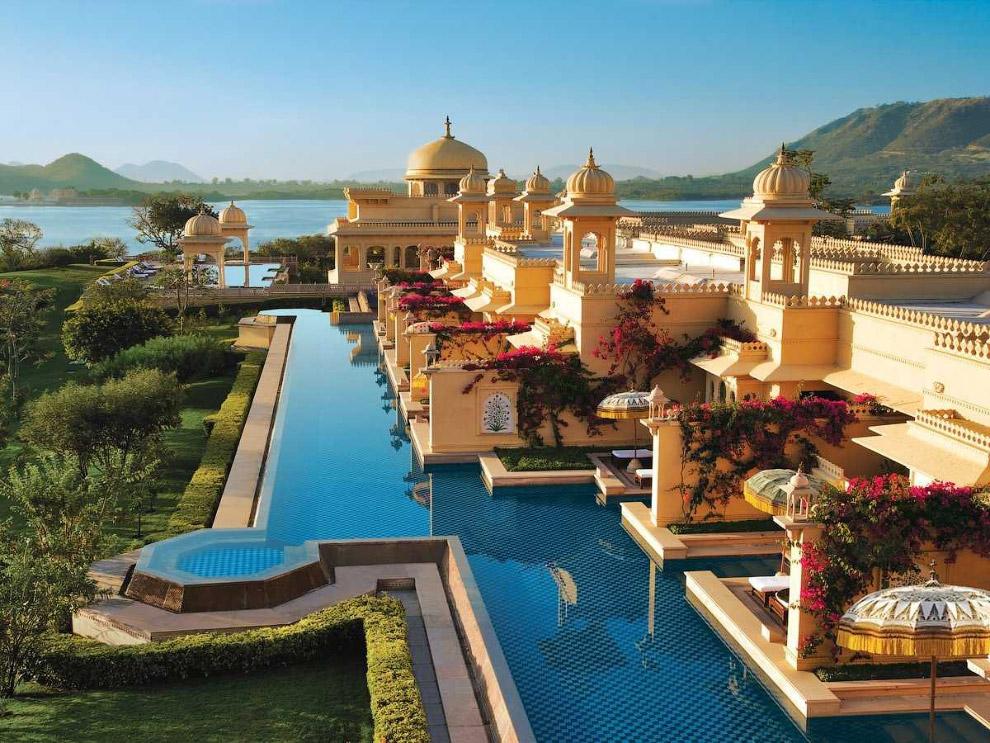 14. Это был самый роскошный отель в Индии по мнению издания Business Insider.