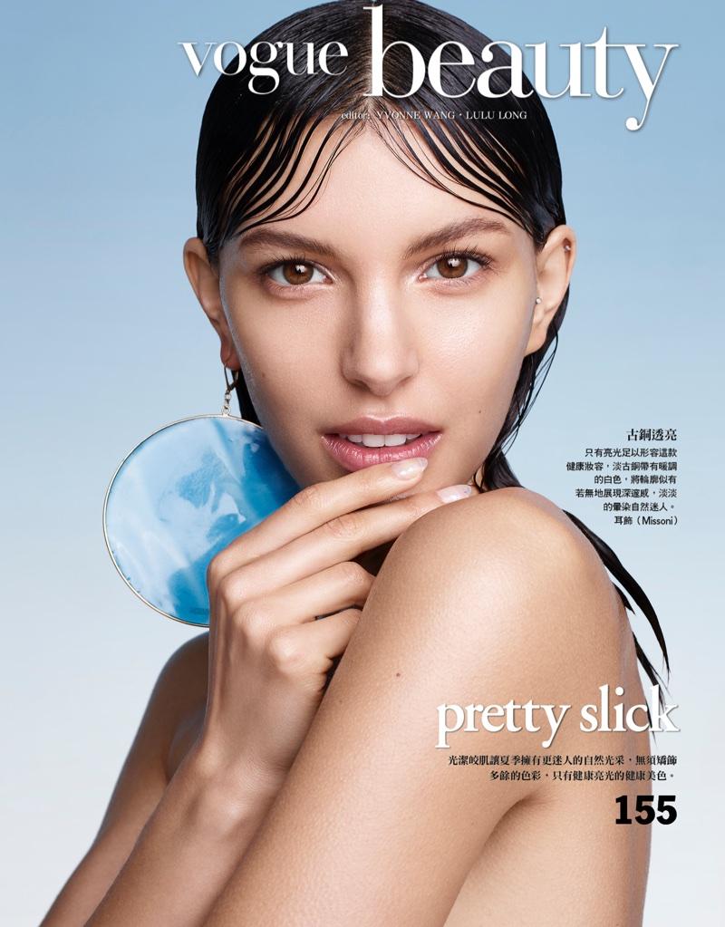 Кейт Кинг для Vogue Taiwan