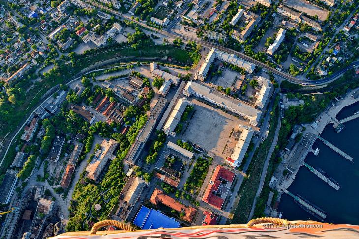 Фотографии Юрия Югансона   1. Улицы Рабочая и Розы Люксембург.