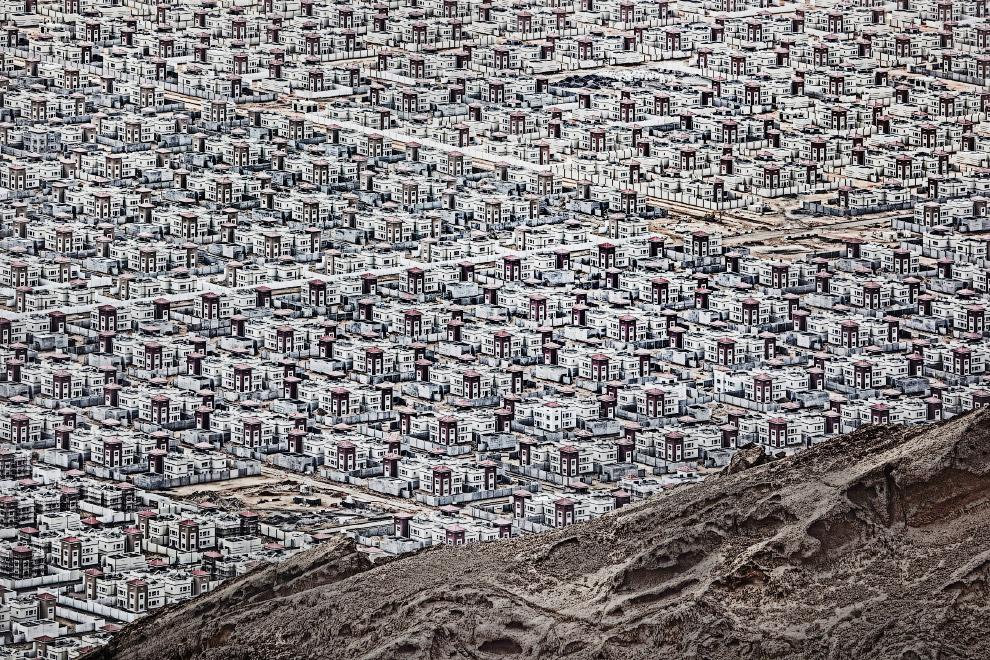 6. Манхэттенский закат. (Фото Lars Sivars | NatGeo Cities Travel Photographer of the Year 2017):