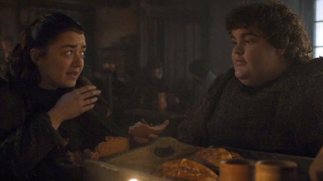 Актер, сыгравший Горячего Пирожка в «Игре престолов», открыл пекарню