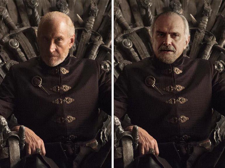 С ролью Тайвина Ланнистера блестяще бы справился Никита «Царь, просто Царь» Михалков.