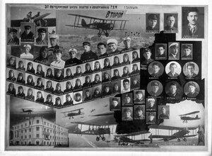 3 Объединённая школа пилотов и авиатехников. 1932 г.