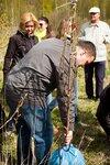 Гости из НИИ ГАЗЭКОНОМИКА в Детском корпусе Никита в Бывалино Павлово Посадского благочиния Теперь Бывалинский сад пополнился вишнями, черешнями и новыми сортами яблонь