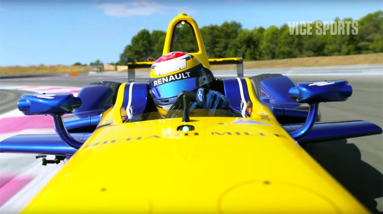 Future of the Game - Is the Formula E the future of motorsports?