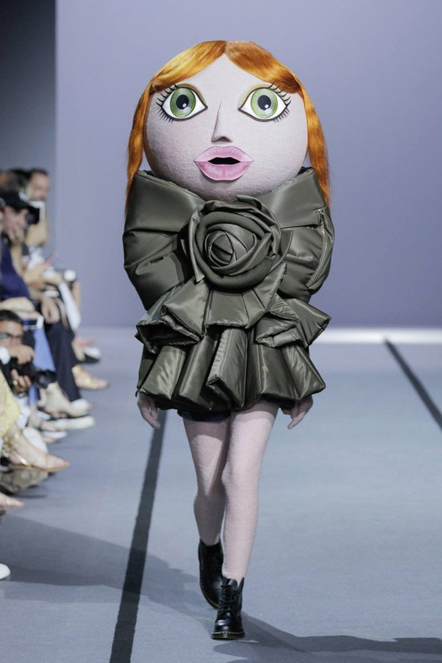 Viktor&Rolf Fall Winter 2017.18 Haute Couture Collection (40 pics)