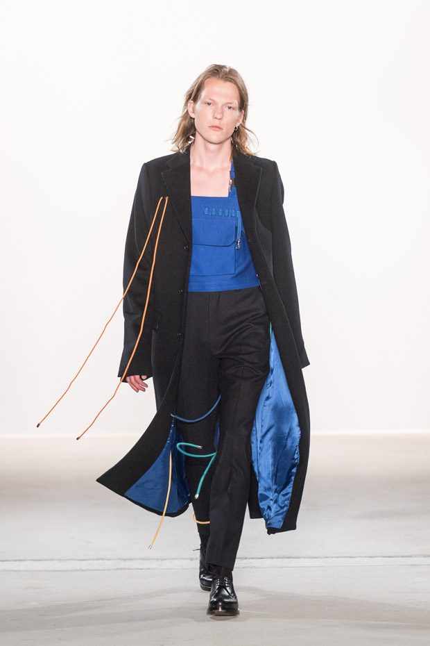 #MBFW: IVANMAN Spring Summer 2018 Collection