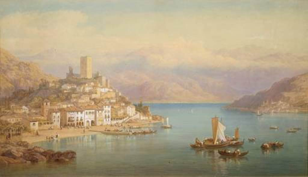 1 Rezzonico_and_the_Splügen_Range,_Lake_Como_1867_(Charles_Vacher).jpg