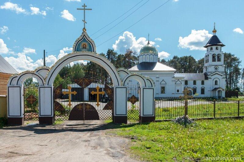 Церковь Александра Невского в Пудоже