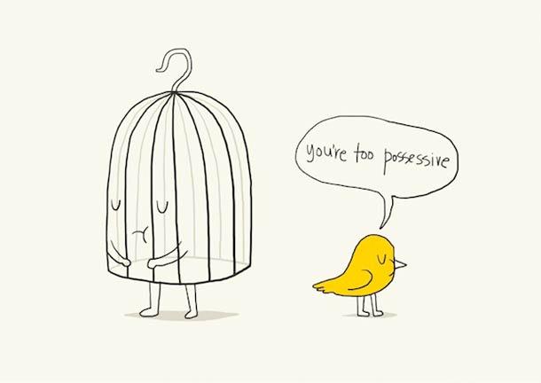 Love Doodle - 30 illustrations adorables de Heng Swee Lim