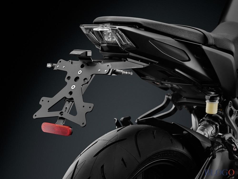 Новые аксессуары Rizoma для Yamaha MT-09