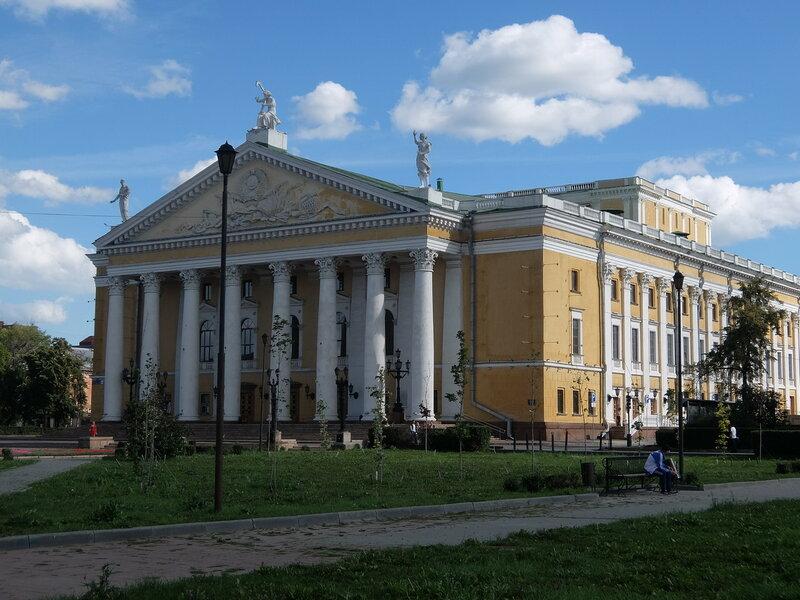 Челябинск - Опера