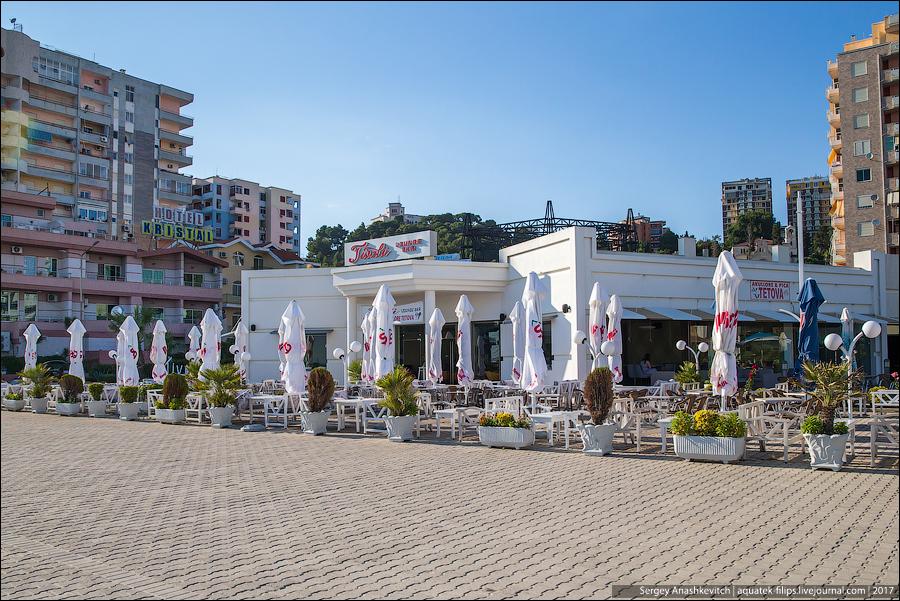 Дуррес, Албания