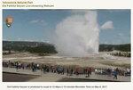 Old Faithful Geyser - Yellowstone