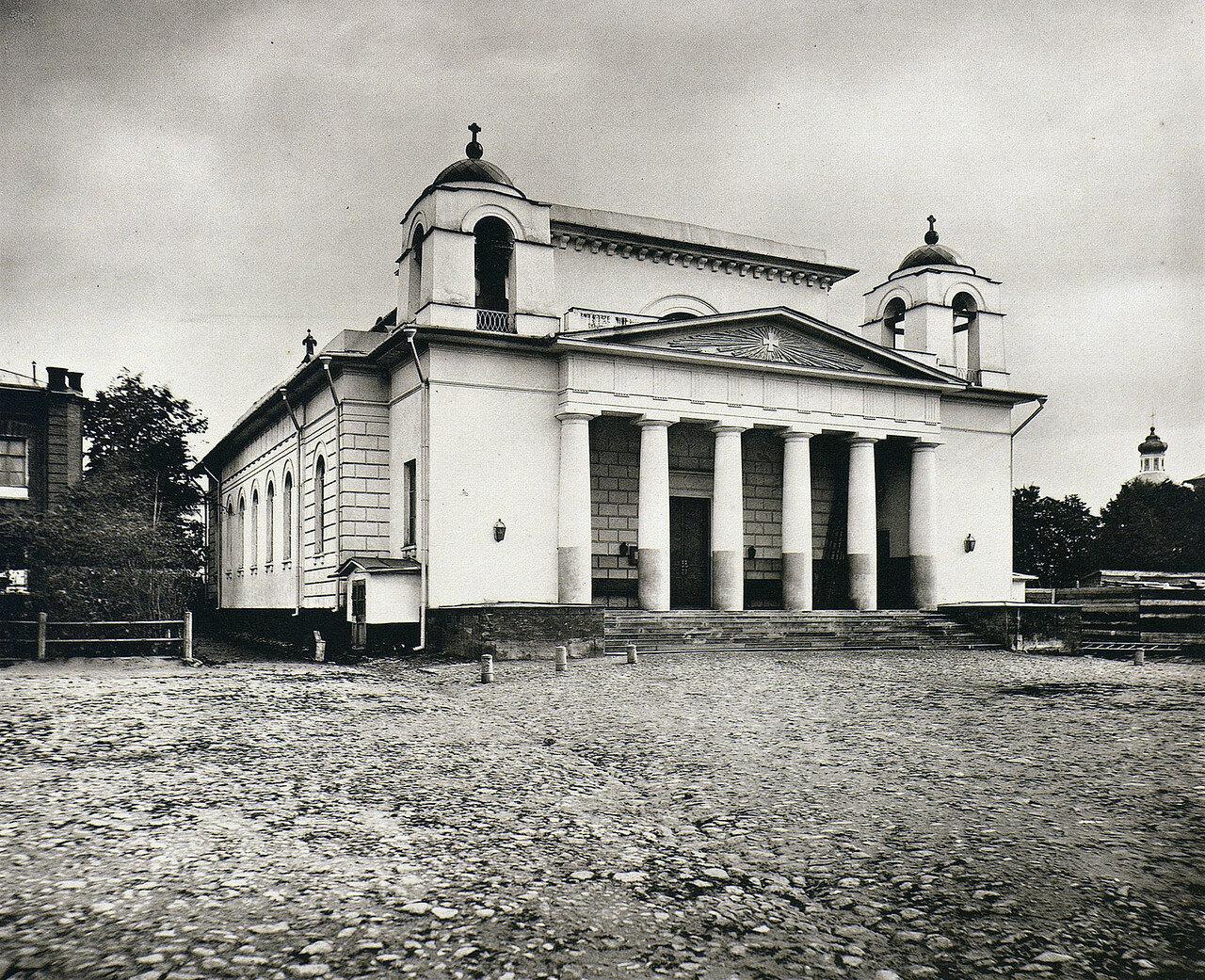 343247 Католическая церковь Святого Людовика (французская) на Малой Лубянке 84.jpg
