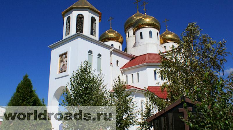 Храм в Витязево