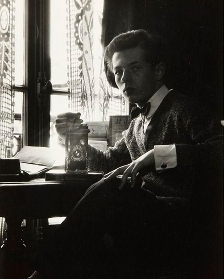 1929. Автопортрет