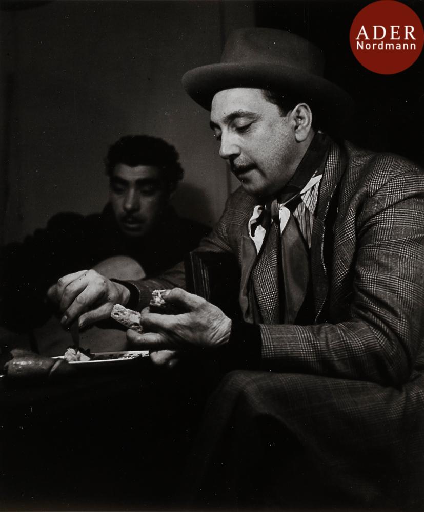 1945. Джанго Рейнхардт и Джозеф