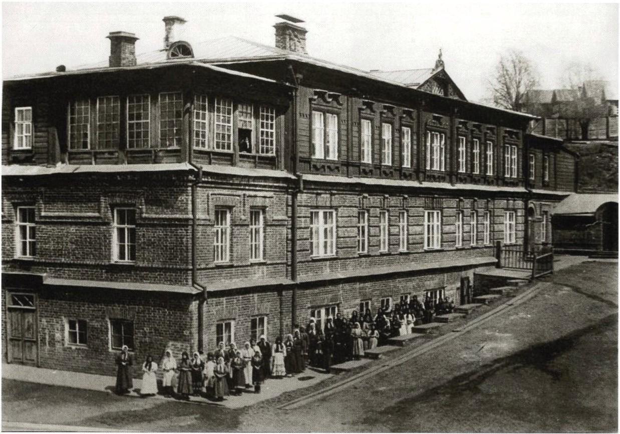 Чувашская школа