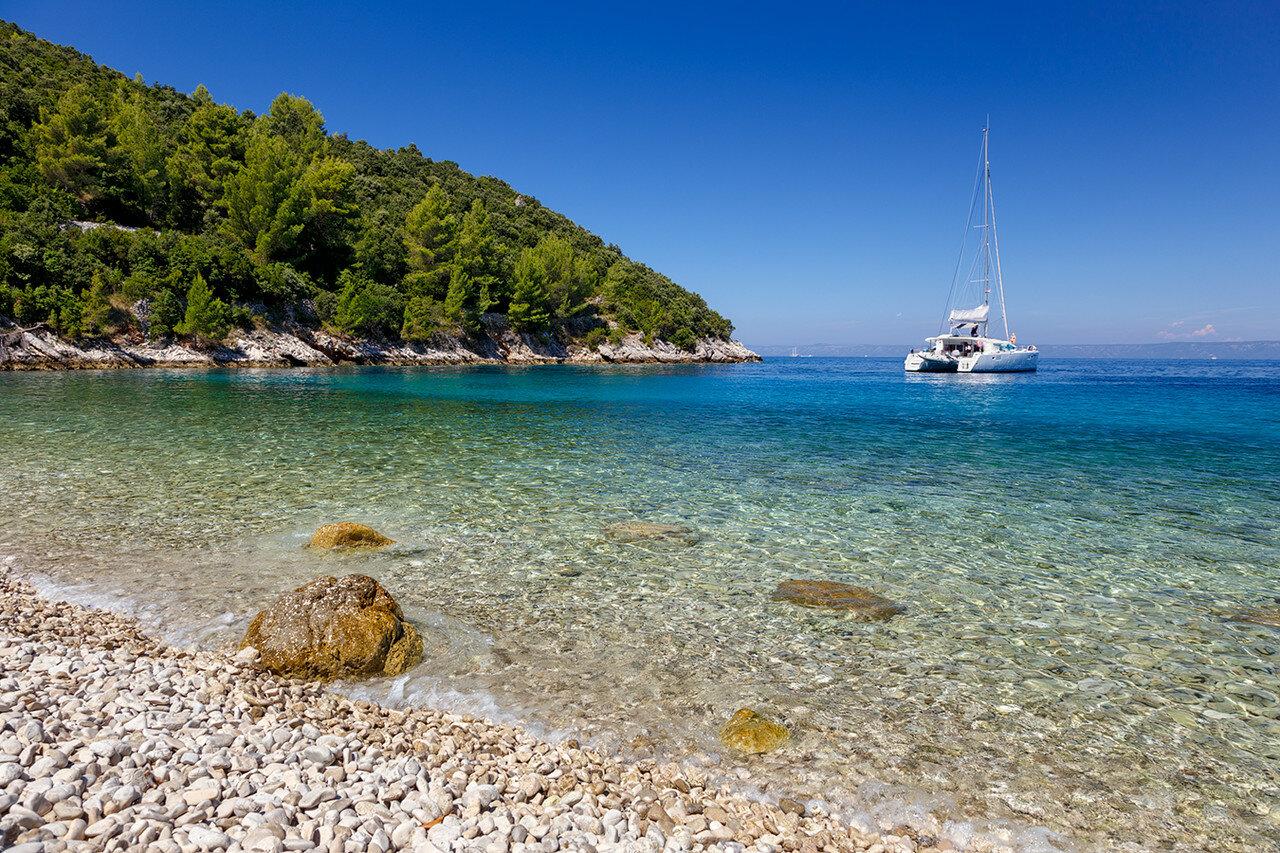 Пляжи хорватии картинки