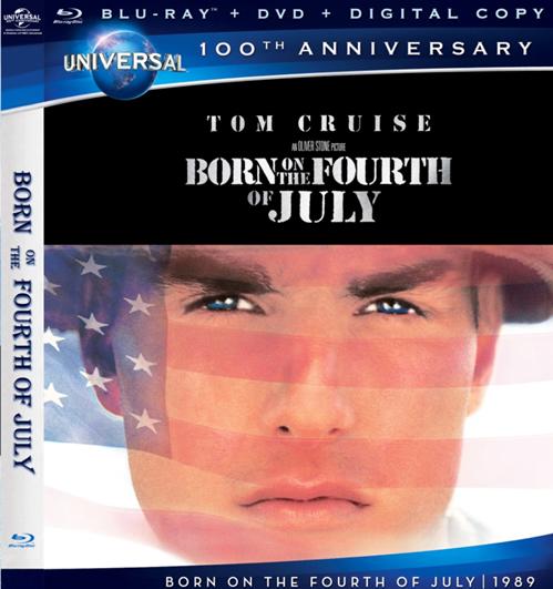 Рожденный четвертого июля / Born on the Fourth of July (1989/BDRip/HDRip)