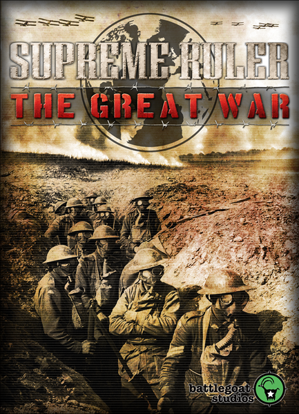 Supreme Ruler The Great War (2017/ENG/MULTi3)