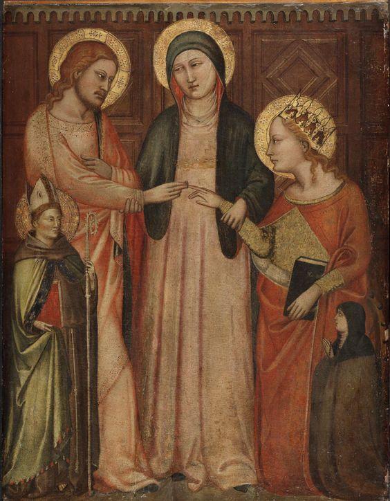 якопо ди чоне, ок. 1375-1380 Св. Людовик Тулузский.jpg