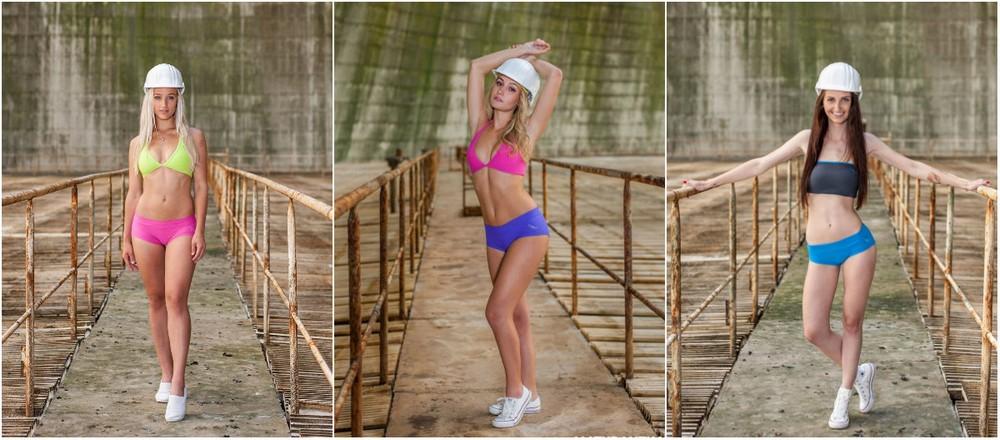 Претендентку на стажировку на АЭС в Чехии выбирали по конкурсу в бикини