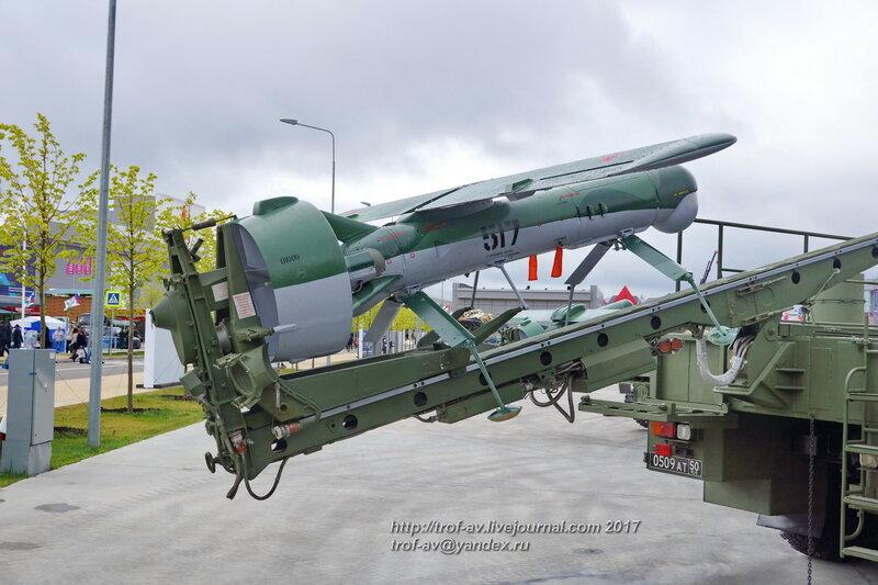 Комплекс Строй-ПД на форуме Армия-2017 в парке Патриот