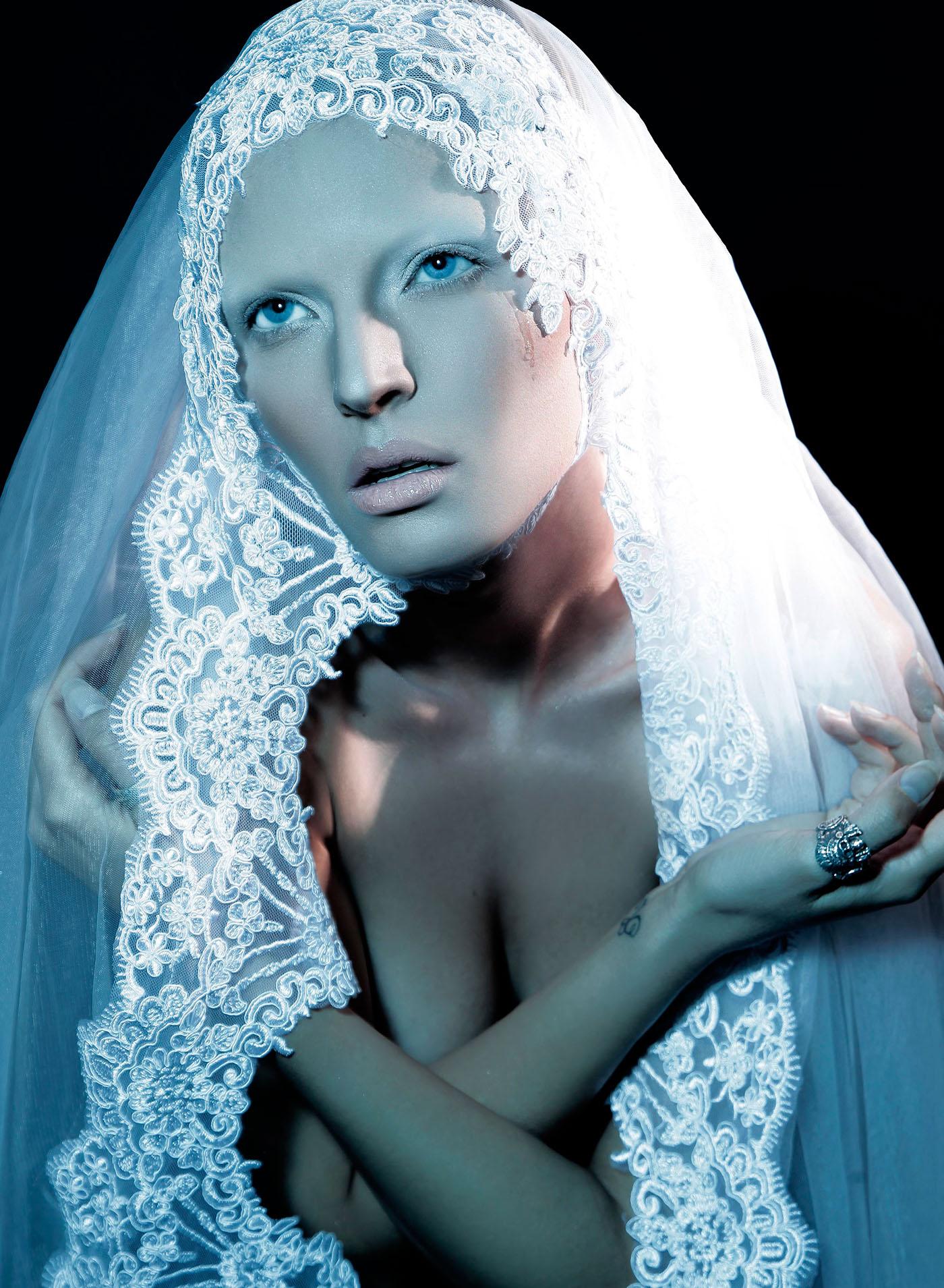 Белая монашка / фото Sime Eskinja