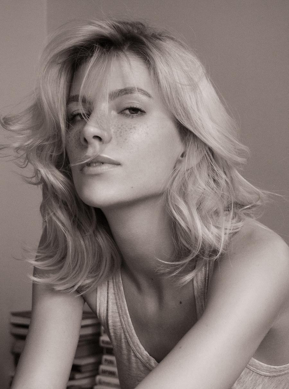 Angela Olszewska by Adam Faber для P-Magazine