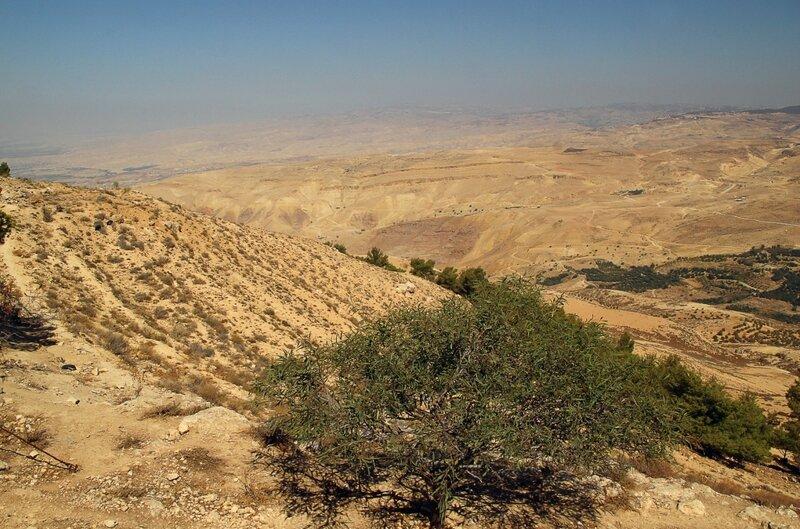 Гора Небо. Гора Моисея