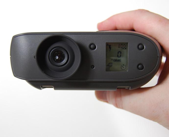 Когда-тоэта камера былаодной из первых потребительских цифровых камер и даже входилав список лучш