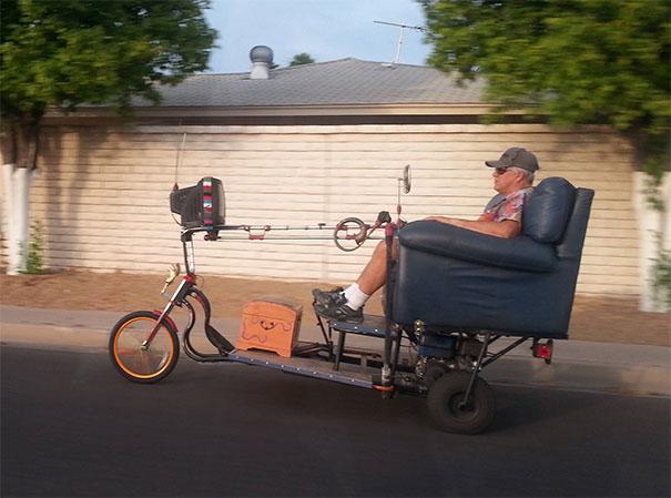 Странно, что такой транспорт до сих пор не продается в магазинах.