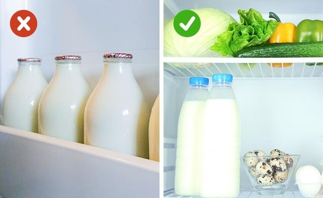 © depositphotos  © depositphotos  Казалосьбы, дверца холодильника идеально подходит для