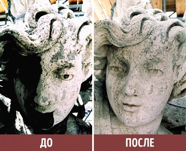 © Handout/reuters  Стоит заметить, что случаи неудачной реставрации произведений искусства мож