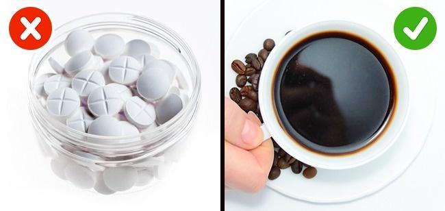 © depositphotos  © pixabay  Кофеин, содержащийся внатуральном кофе, водиночку способен