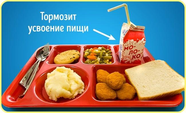 © depositphotos  Традиционный для многих завтрак— каша смолоком— нелучшее решение. Во-перв